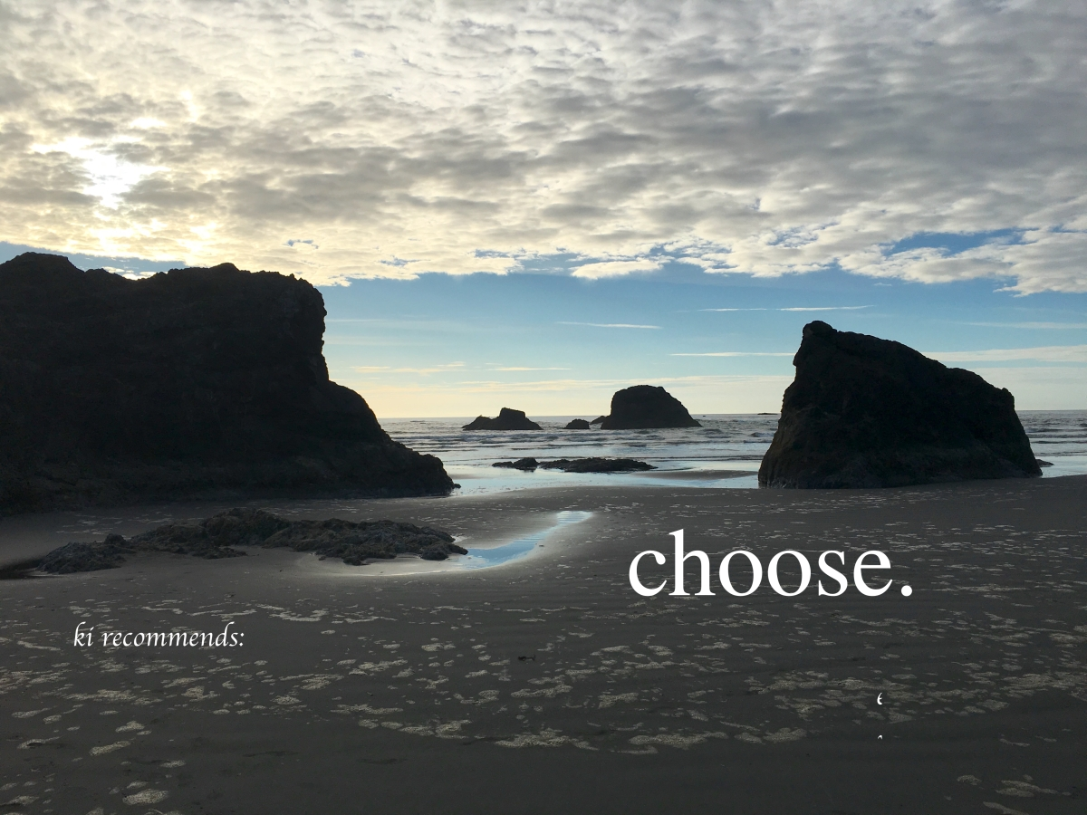 choose. (c)kiwoyke